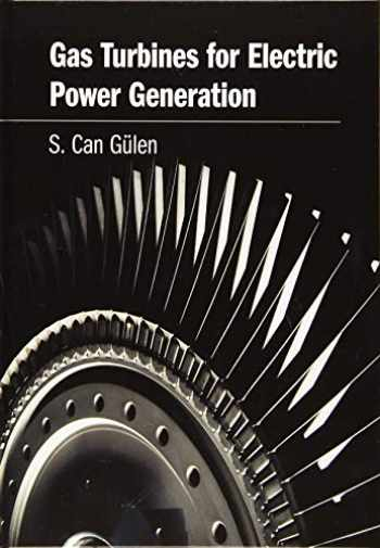 9781108416658-1108416659-Gas Turbines for Electric Power Generation