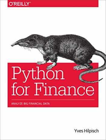 9781491945285-1491945281-Python for Finance: Analyze Big Financial Data