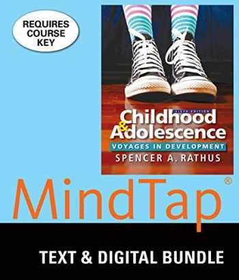 9781337128711-1337128716-Bundle: Childhood and Adolescence: Voyages in Development, Loose-leaf Version, 6th + MindTap Psychology, 1 term (6 months) Printed Access Card