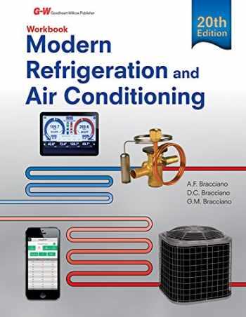 9781631263552-1631263552-Modern Refrigeration and Air Conditioning Workbook