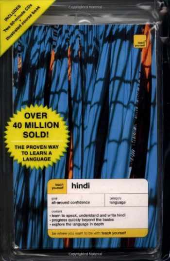 9780071414128-0071414126-Teach Yourself Hindi Complete Course Package (Book + 2CDs) (TY: Complete Courses) (English and Hindi Edition)