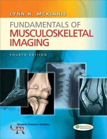 9780803638211-0803638213-Fundamentals of Musculoskeletal Imaging (Contemporary Perspectives in Rehabilitation)