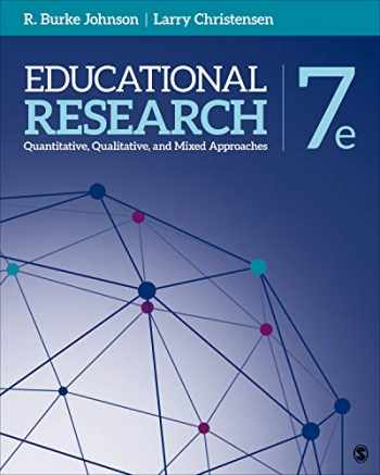 9781544337838-1544337833-Educational Research: Quantitative, Qualitative, and Mixed Approaches