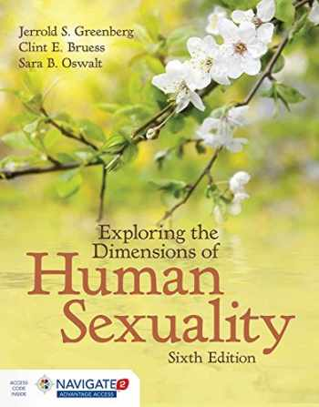 9781284081541-1284081540-Exploring the Dimensions of Human Sexuality (Navigate 2 Advantage)