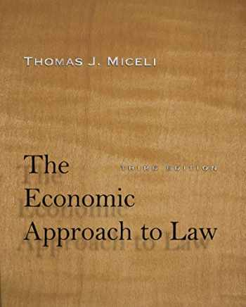 9781503600065-1503600068-The Economic Approach to Law, Third Edition