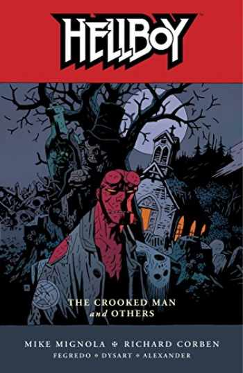 9781595824776-1595824774-Hellboy, Vol. 10: The Crooked Man and Others