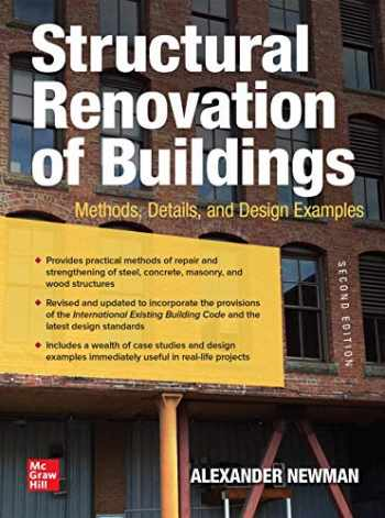 9781260458336-1260458334-Structural Renovation of Buildings: Methods, Details, and Design Examples, Second Edition