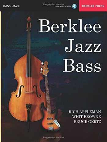 9780876391693-0876391692-Berklee Jazz Bass: Acoustic & Electric