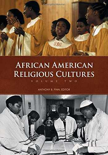 9781576074701-1576074706-African American Religious Cultures (2 Vol. Set)