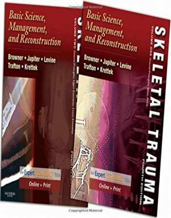 9781416022206-1416022201-Skeletal Trauma: Basic Science, Management and Reconstruction (2 Volumes)