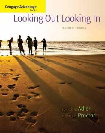 9781285070568-1285070569-Cengage Advantage Books: Looking Out, Looking In, 14th Edition