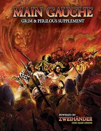 9781524851675-1524851671-MAIN GAUCHE Grim & Perilous Supplement: Powered by Zweihander RPG