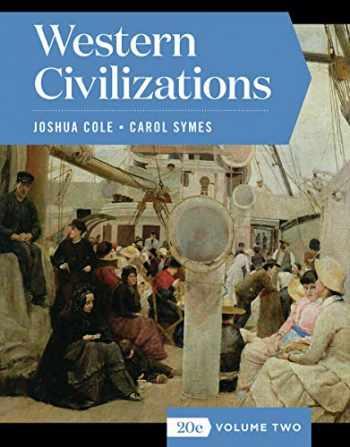 9780393418880-039341888X-Western Civilizations (Full Twentieth Edition) (Vol. 2)