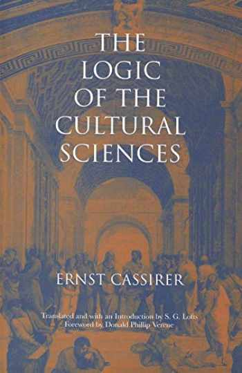 9780300081152-0300081154-The Logic of the Cultural Sciences: Five Studies (Cassirer Lectures Series)