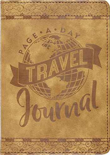 9781441331335-1441331336-Page-A-Day Artisan Travel Journal (Diary, Vegan Leather Notebook)
