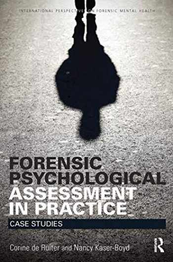 Sell, Buy or Rent Forensic Psychological Assessment in ...