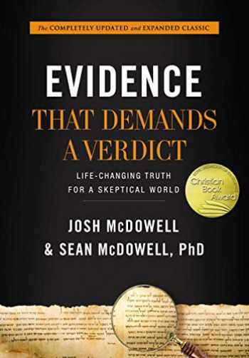 9781401676704-1401676707-Evidence That Demands a Verdict: Life-Changing Truth for a Skeptical World