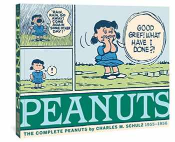 9781606998359-1606998358-The Complete Peanuts 1955-1956: Vol. 3 Paperback Edition (Vol. 3) (The Complete Peanuts)