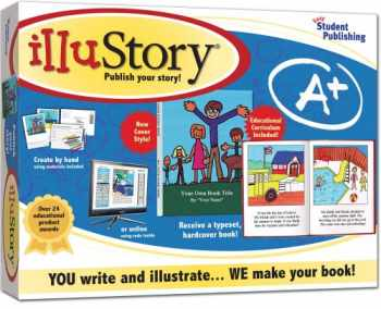 9780963679604-0963679600-IlluStory Write and Illustrate Your Own Book Kit