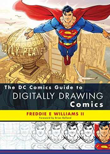 9780823099238-0823099237-The DC Comics Guide to Digitally Drawing Comics