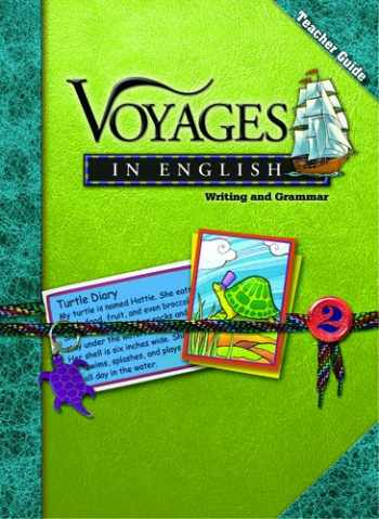 9780829423617-0829423613-Voyages in English, Writing and Grammar, Level 2