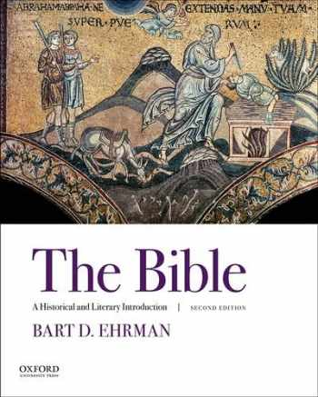 9780190621308-0190621303-The Bible: A Historical and Literary Introduction