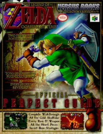 9781893094017-1893094014-The Legend of Zelda : Ocarina of Time  Perfect Guide