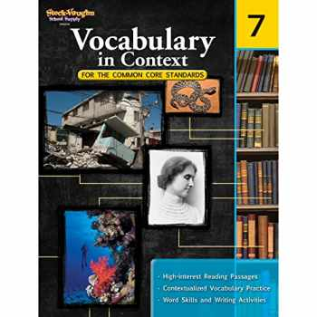 9780547625805-0547625804-Vocabulary in Context for the Common Core Standards: Reproducible Grade 7