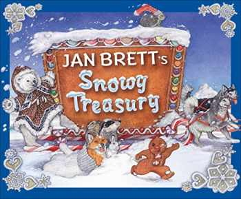 9780399254017-0399254013-Jan Brett's Snowy Treasury