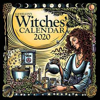 9780738749518-0738749516-Llewellyn's 2020 Witches' Calendar