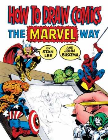 9780613919098-0613919092-How To Draw Comics The Marvel Way (Turtleback School & Library Binding Edition)
