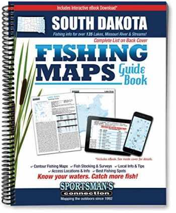 9781885010612-1885010613-South Dakota Fishing Map Guide