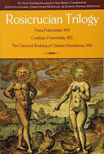 9781578636037-1578636035-Rosicrucian Trilogy: Modern Translations of the Three Founding Documents