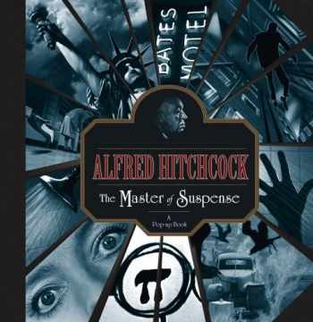 9780689875953-0689875959-Alfred Hitchcock: The Master of Suspense: A Pop-up Book