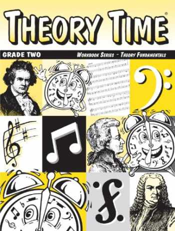 9781890348021-1890348023-Theory Time: Workbook Series - Theory Fundamentals Grade Two