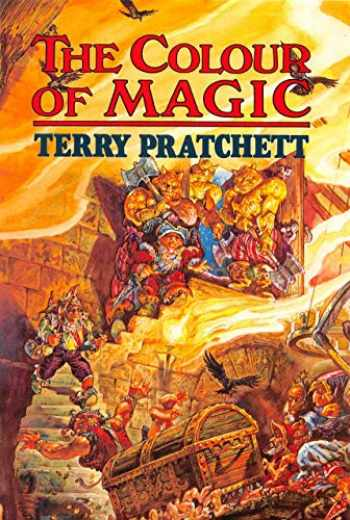 9780861403240-086140324X-The Colour of Magic (Discworld Novels)