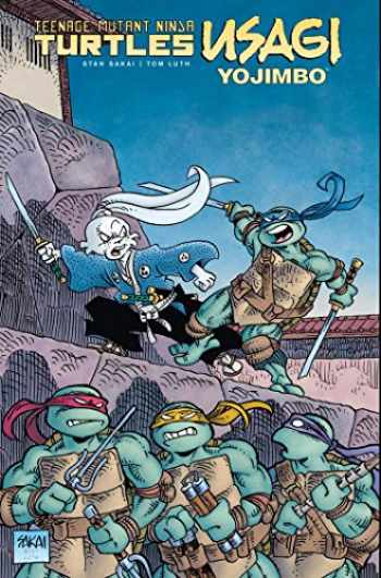 9781684051991-1684051991-Teenage Mutant Ninja Turtles/Usagi Yojimbo
