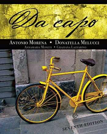 9781428262744-1428262741-Da Capo (World Languages)