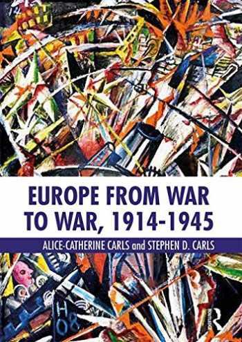 9781138999152-1138999156-Europe from War to War, 1914-1945