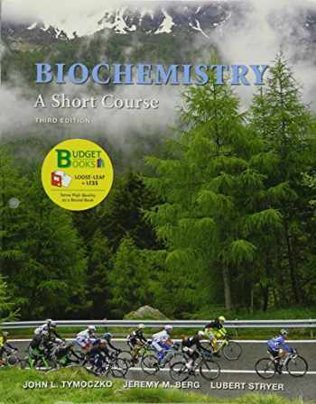 9781464187988-1464187983-Loose-leaf Version for Biochemistry: A Short Course