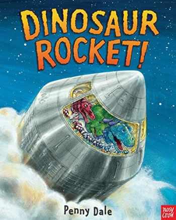 9780763679996-0763679992-Dinosaur Rocket! (Dinosaurs on the Go)