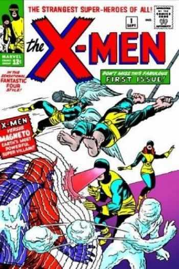 9780785129585-0785129588-The X-Men Omnibus, Vol. 1