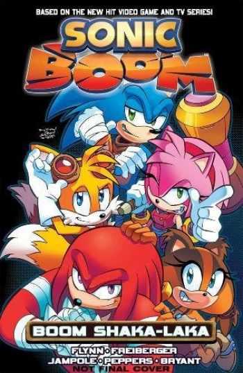 9781627389945-1627389946-Sonic Boom Vol. 2: Boom Shaka-laka