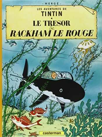 9782203001114-2203001119-Les Aventures de Tintin - Le Tresor de Rackham le Rouge