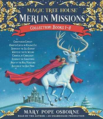 9780525500742-052550074X-Merlin Missions Collection: Books 1-8: Christmas in Camelot; Haunted Castle on Hallows Eve; Summer of the Sea Serpent; Winter of the Ice Wizard; ... more (Magic Tree House (R) Merlin Mission)