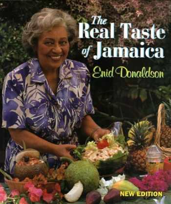 9789766370213-9766370214-The Real Taste of Jamaica