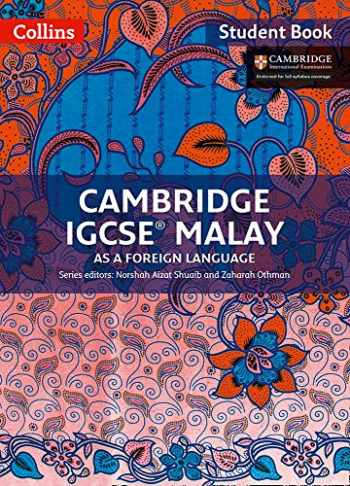 9780008202774-000820277X-Cambridge IGCSE® Malay as a Foreign Language: Student Book (Cambridge International Examinations)