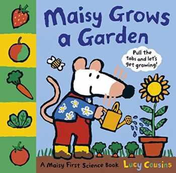 9780763662424-0763662429-Maisy Grows a Garden