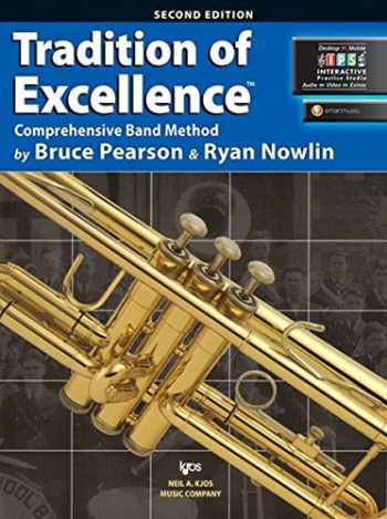 9780849771347-084977134X-W62TP - Tradition of Excellence Book 2 - Bb Trumpet/Cornet