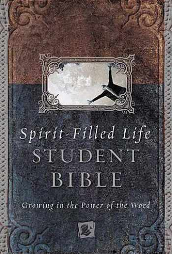 9780718000493-0718000498-Spirit-filled Life Bible For Students Growing In The Power Of The Word